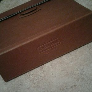 Coach Accessories - coach tablet elastic band secured case